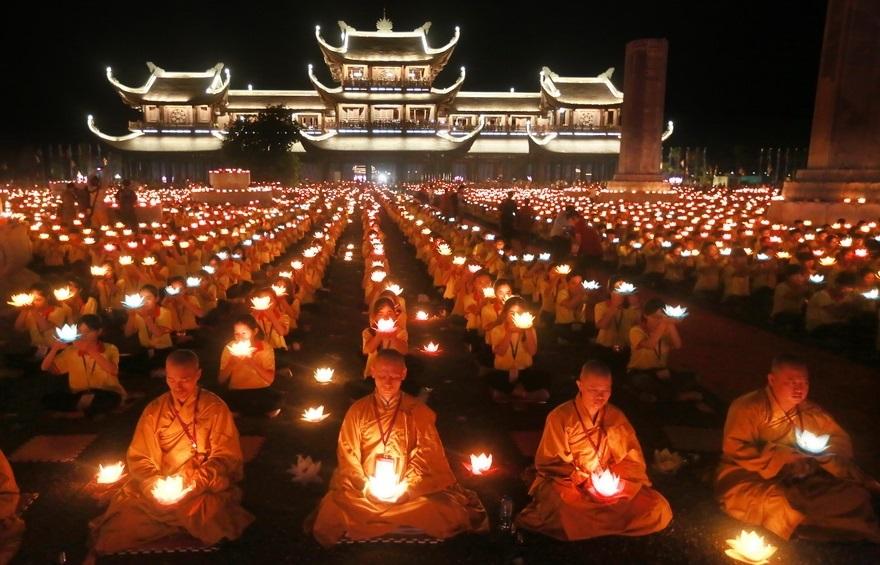 Các ngày lễ Phật giáo trong năm