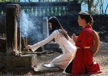 Văn khấn tảo mộ - đi thăm mộ vào tiết Thanh Minh, Cuối Năm, hoặc ngày bất kỳ