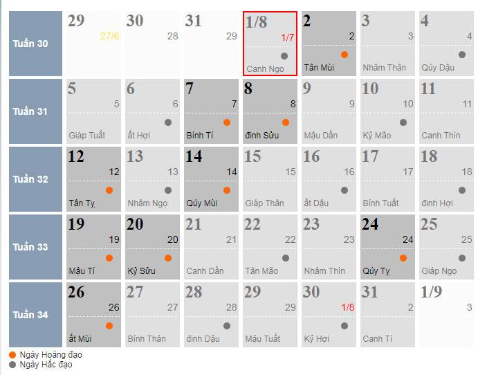 Những ngày hắc đạo cần tránh trong tháng cô hồn