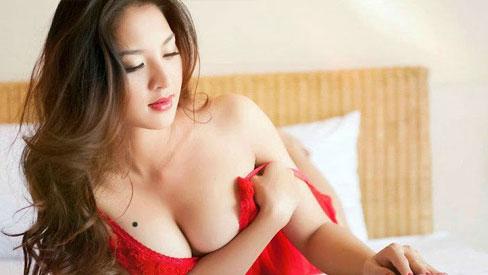 Những vị trí nốt ruồi cực hiếm và cực tốt số của phụ nữ