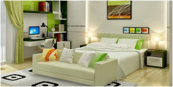 5 mẫu thiết kế phòng ngủ hợp phong thủy cho người tuổi mão