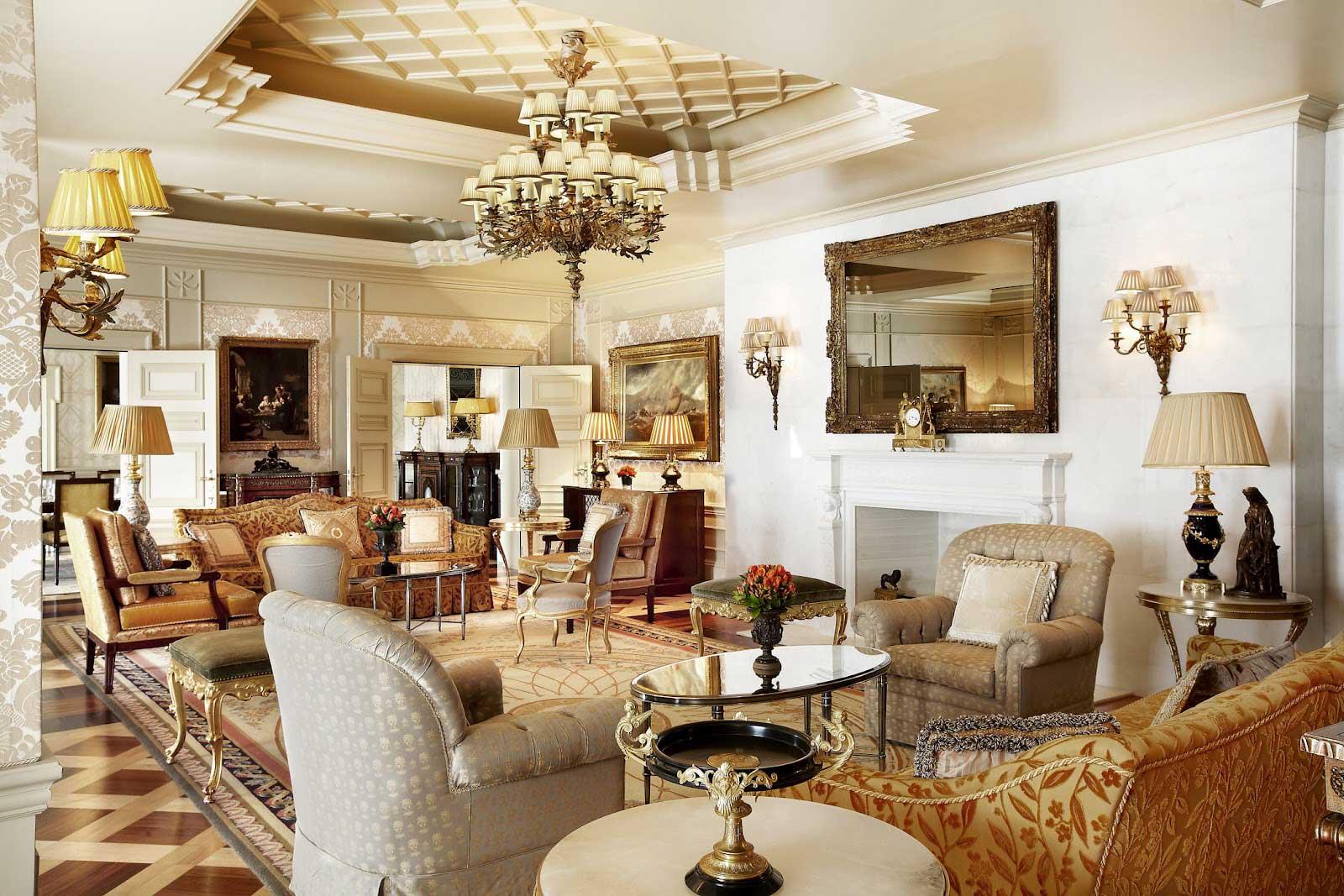 Cách thiết kế phòng khách giúp đem lại may mắn vào nhà