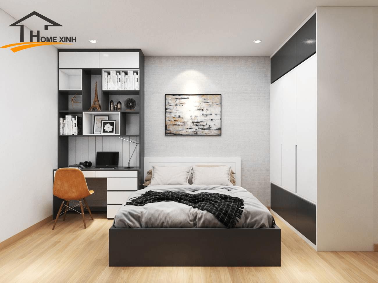 Các đặt giường ngủ theo phong thủy phù hợp với bản thân gia chủ