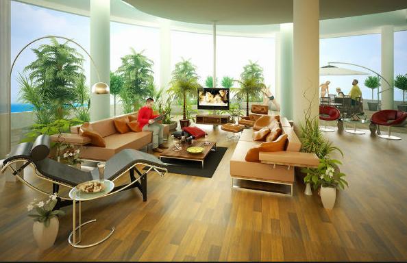 Nguyên tắc phong thủy trong thiết kế nội thất chung cư