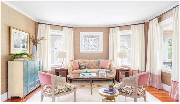 Phong thủy bàn trà phòng khách trong nội thất