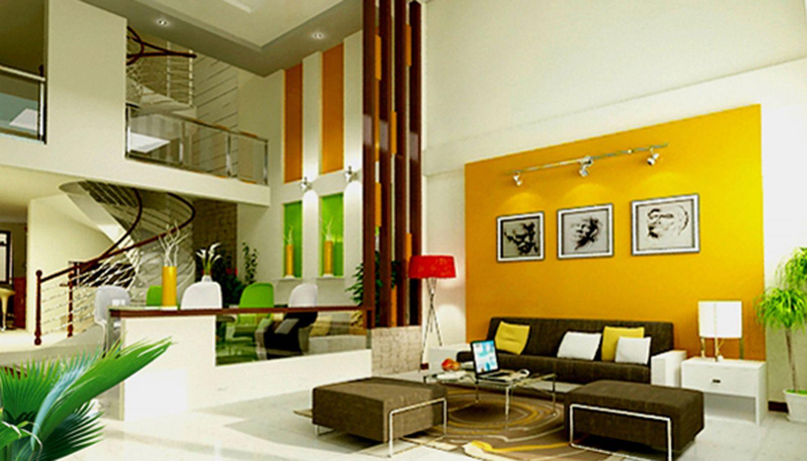 Thiết kế nội thất nhà phố hợp phong thủy đón tài lộc