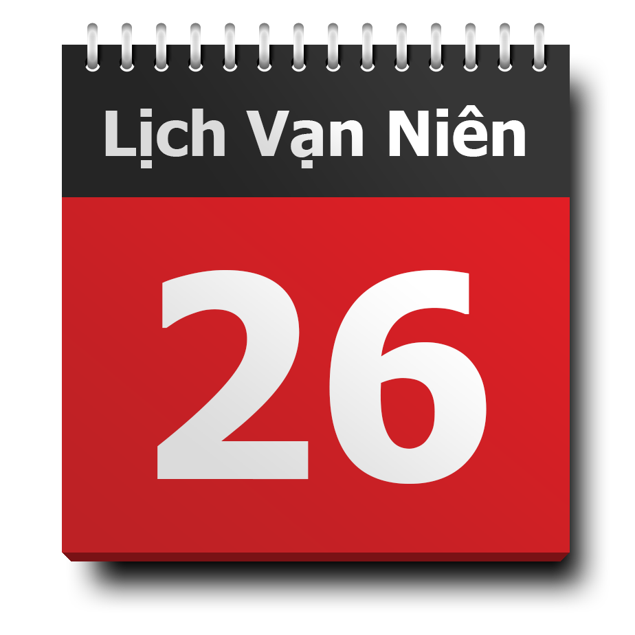 Âm lịch - Lịch vạn niên - Xem ngày đẹp